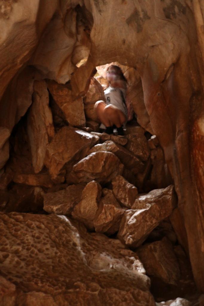ダナン五行山の洞窟