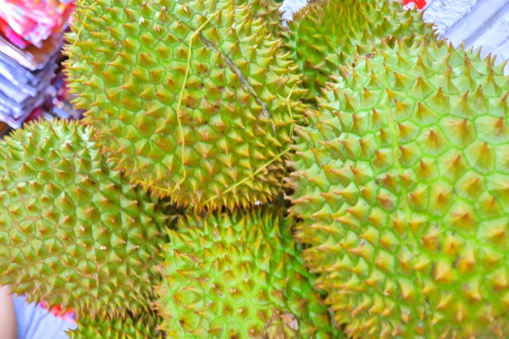 ハン市場の果物売り場