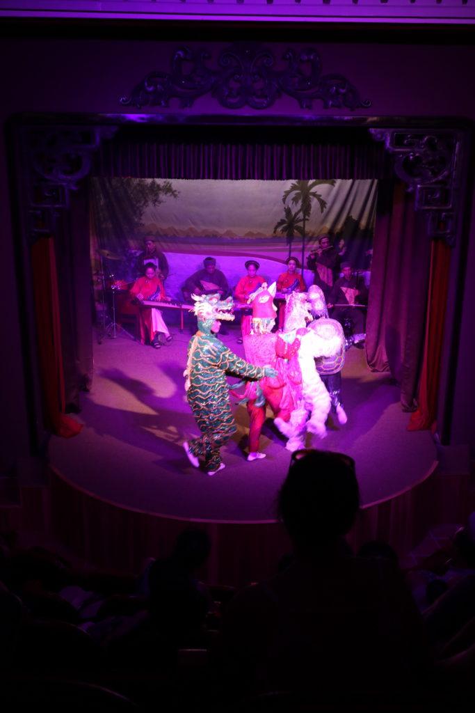 ホイアン旧市街、舞踊パフォーマンス