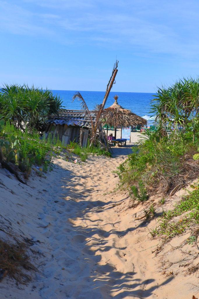 ホイアンアンバンビーチ