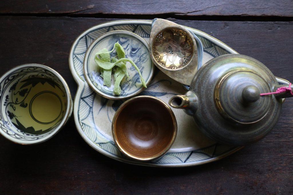 ホイアンのカフェReachingout Teahouse