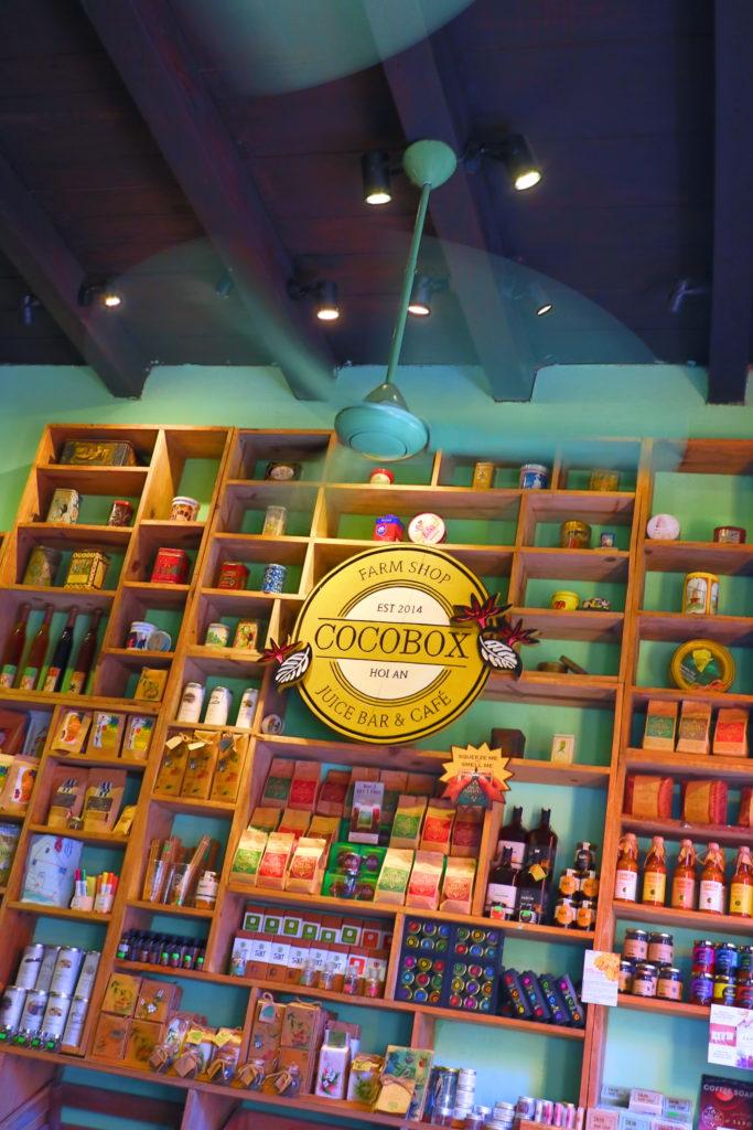 ホイアンのCOCOBOXのオーガニック&フェアトレードな雑貨や食品