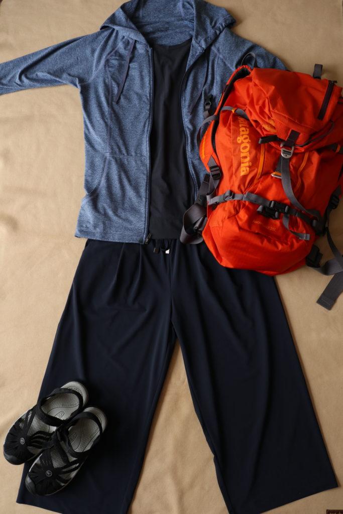 ベトナム女一人旅はパタゴニアアセンジョニストパックでミニマムバックパッキング