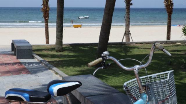 ベトナム観光、無料自転車活用法