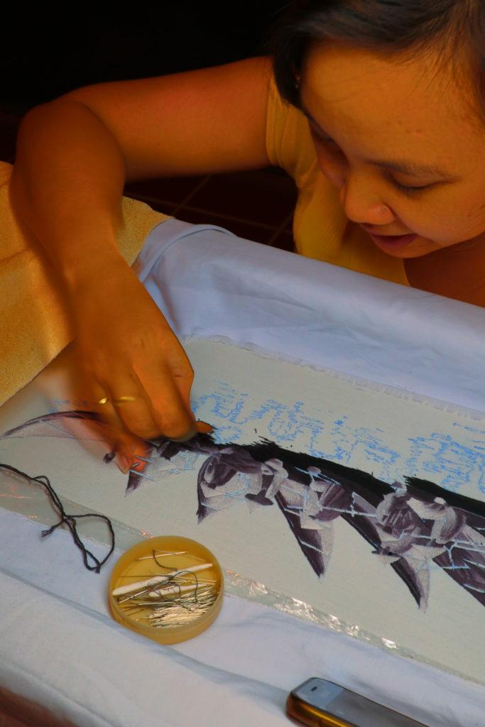 ホイアンの刺繍アートショップSOVA